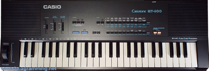 Casio Mt on Yamaha Keyboards Parts