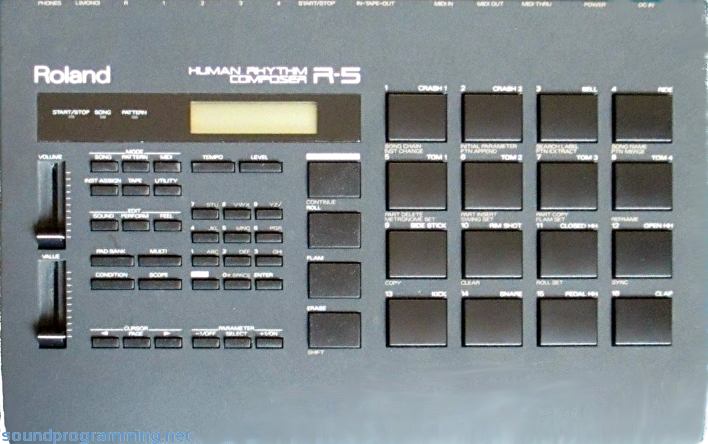 Roland TR-626 Owner's Manual : Free Download amp