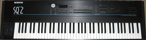 Ensoniq SQ-2 Picture