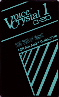 Voice Crystal 1 Expansion Card
