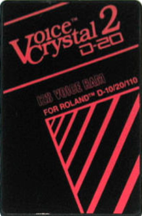 Voice Crystal 2 Expansion Card