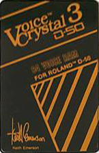 Roland D-50 Voice Crystal 3