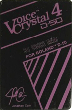 Roland D-50 Voice Crystal 4