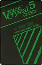 Roland D-50 VOice Crystal 5