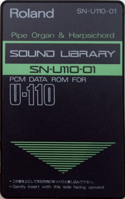 Roland SN-U110-01 Expansion Card