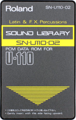 Roland SN-U110-02 Expansion Card