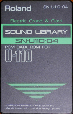 Roland SN-U110-04 Expansion Card