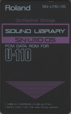 Roland SN-U110-05 Expansion Card