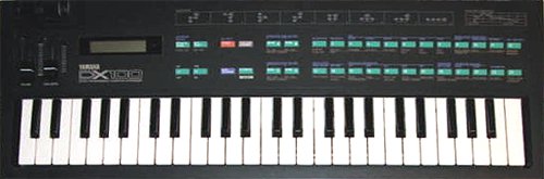 Yamaha DX100 Picture